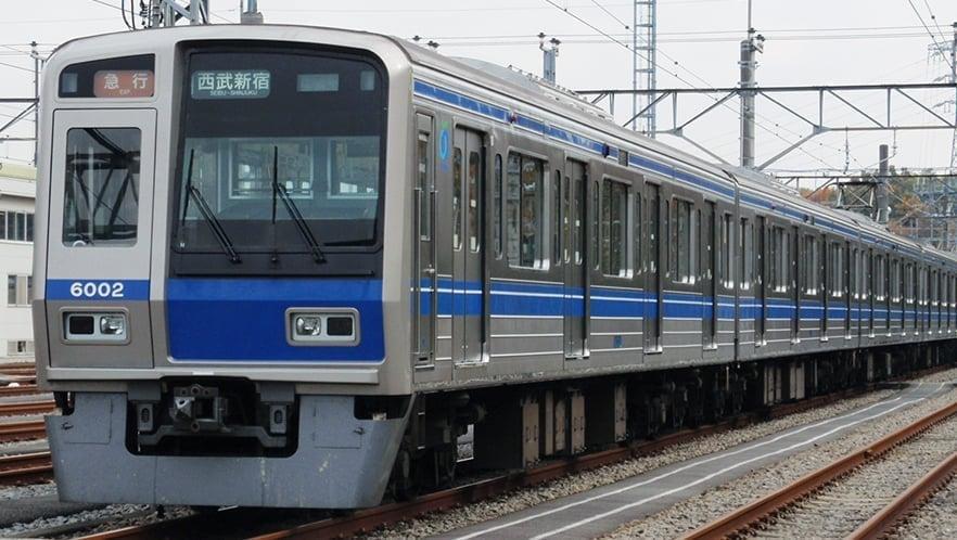 6000系 | 西武鉄道キッズ